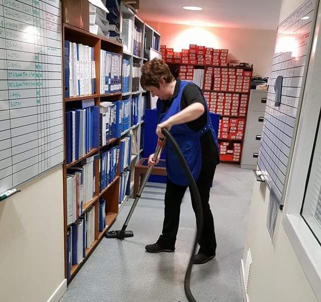 commercial cleaning company in arbroath montrose brechin
