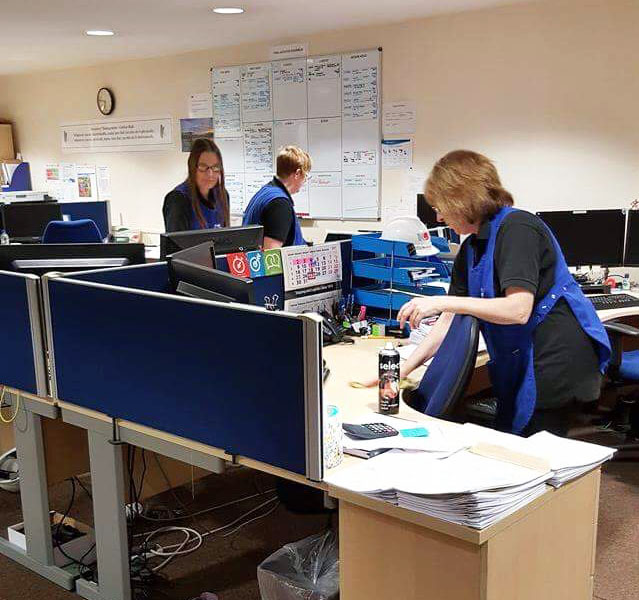 office cleaning dundee